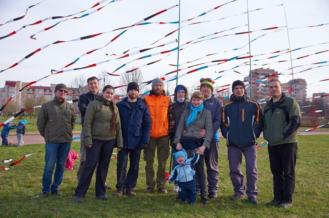Команда SPb Kites